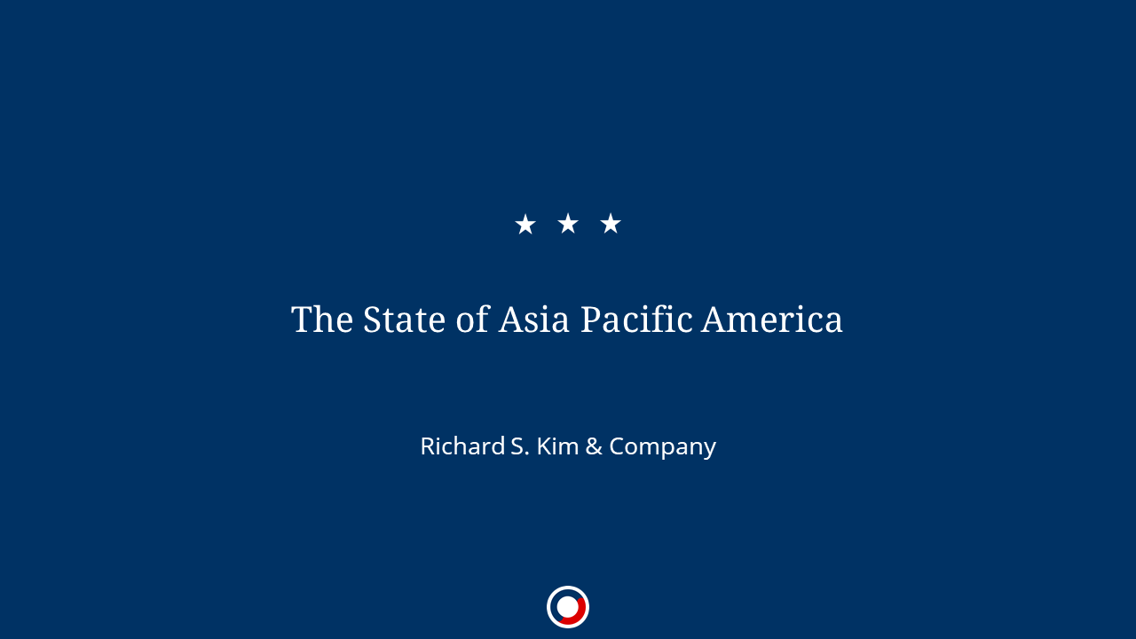 The State of Asia Pacific America – 2