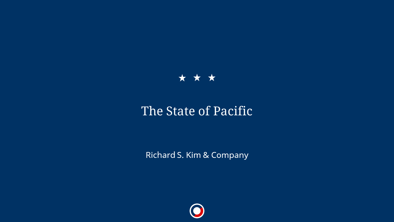The State of Pacific – 2