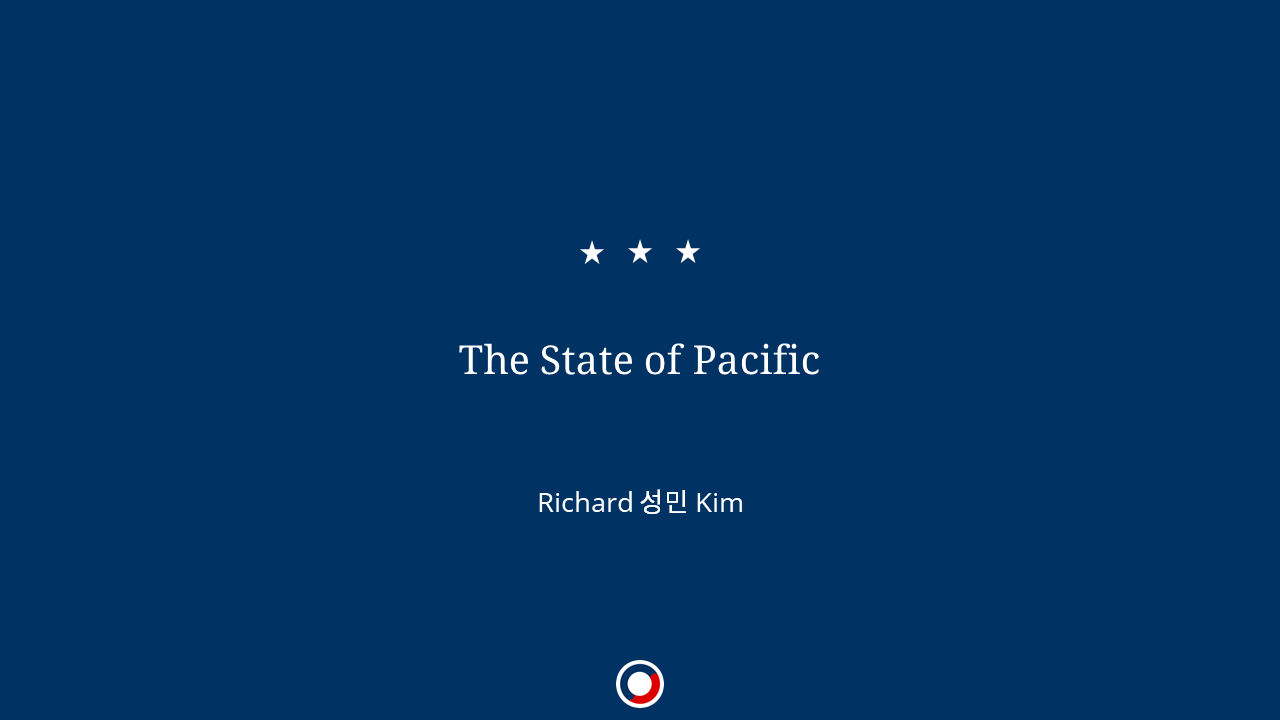 The State of Pacific